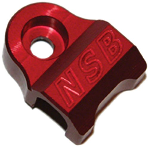 North Shore Billet 2008-2013 Fox 32 & 36 Cable Guide Red