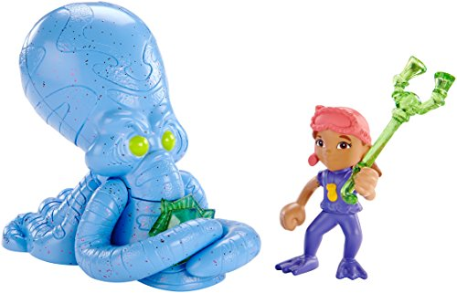 Fisher-Price Disney Jake & the Never Land Pirates, Creature Adventure Izzy ()