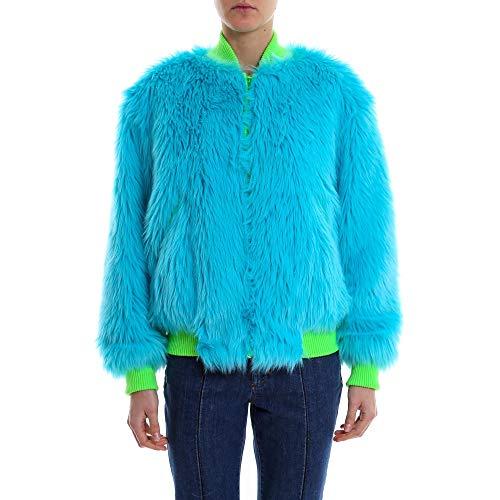 Blouson Bleu Polyester V06131686313 Ferretti Alberta Femme Claire qBHPSaw