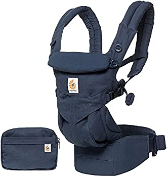 Ergobaby OMNI 360 Ergonomic Baby Carrier (Midnight Blue)