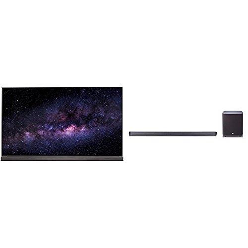 LG Electronics LG SIGNATURE OLED65G6P Flat 65-Inch 4K Ultra