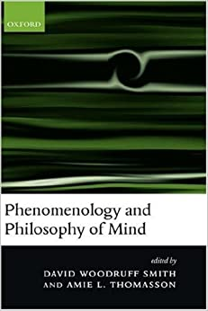 Book Phenomenology and Philosophy of Mind