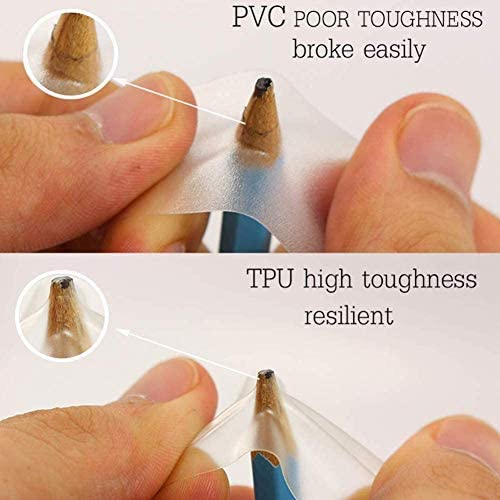 7 x 7 cm BETOY Reparaci/ón Parches 20 Piezas Parche Reparacion Piscina Parche Inflable Transparente PVC Autoadhesivos Kit para Piscinas Inflables Camas de Agua Juguetes Modelos de TPU