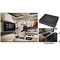 Mercedes Benz VOD10MBZ Wireless (VOD) Video On Demand Entertainment System w/ 2 10 Monitors w/WiFi 3G 4G