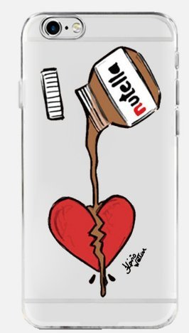 coque nutella iphone 7 plus