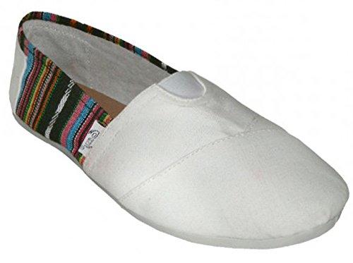 Damesslippers Voor Schoenen Van Easy Usa White