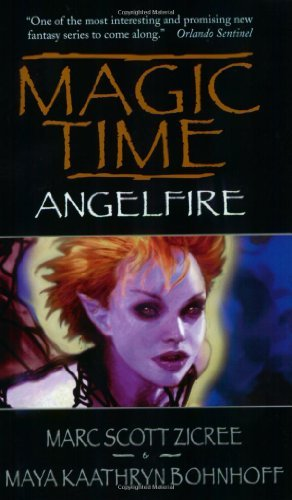 book cover of Angelfire