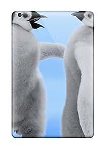 Bruce Lewis Smith Premium Protective Hard Case For Ipad Mini/mini 2- Nice Design - 3086 Cute Baby Penguins
