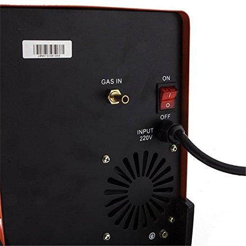 Soldador inverter de hilo continuo turboventilado de 185 amperios | Soldadores Inverter: Amazon.es: Electrónica