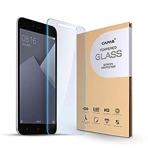 Xiaomi Mi Redmi Note 5A Curved 2.5D Tempered Glass By JBQ - Clear