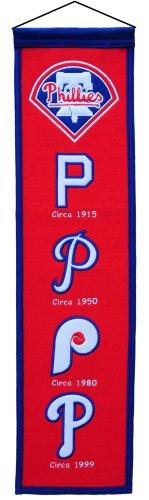 (MLB Philadelphia Phillies Heritage Banner)