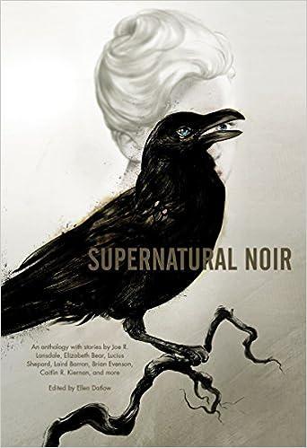 Book Supernatural Noir
