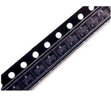 100PCS MOSFET N-CH 50V 220MA SOT-23 NEW BSS138