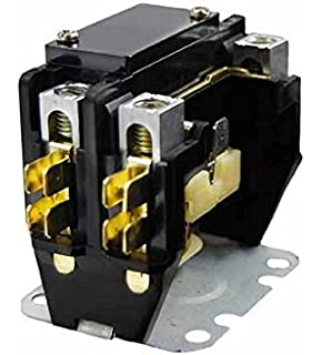 Packard PACKARD - C240A Contactor 2 Pole 40 Amps 24 Coil ... on