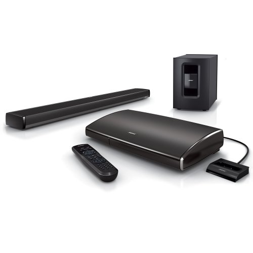 Bose 329199-1300 Lifestyle 135 Home Entertainment System (Bose Home Theater System Bluray)