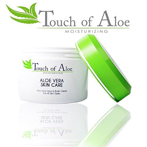 Aloe Plant Skin Care