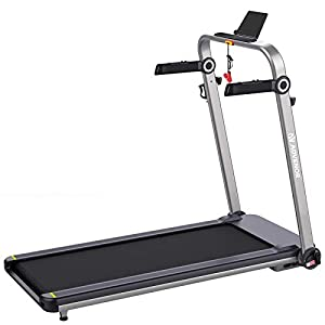 ADVENOR Treadmill Motorized Treadmills 3.0 HP Electric Running Machine Folding Treadmill Ultra-Wide Running Belt Exercise Fitness Indoor