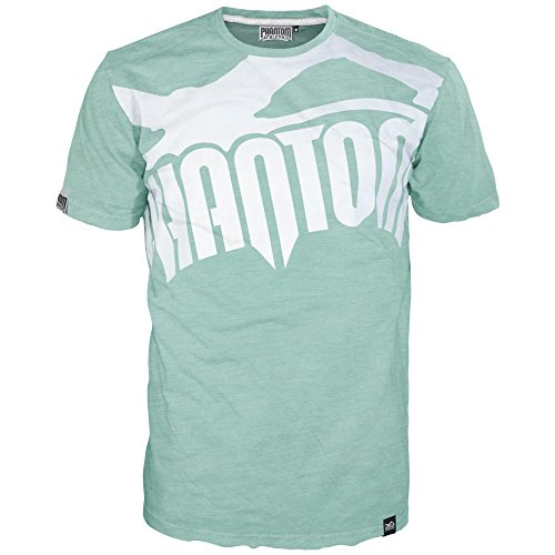 "Phantom Athletics T-Shirt ""Supporter"" - Green"