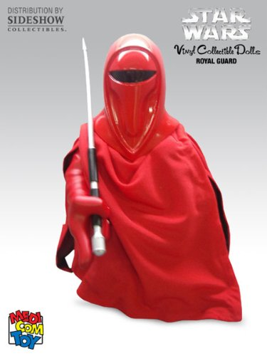 Star Wars Vcd Royal Guard Figure