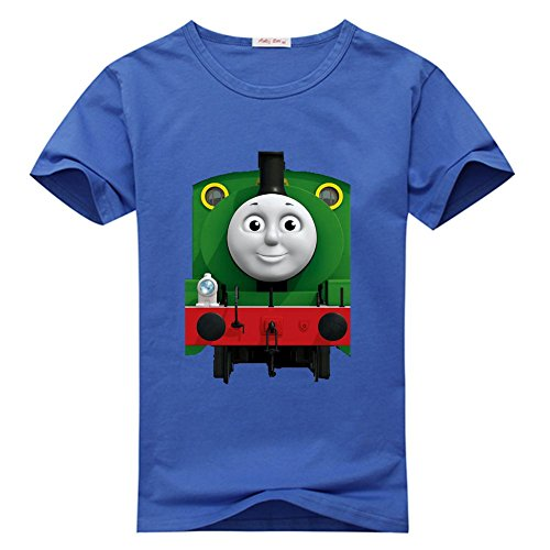 Train Crewneck (ZHBtshirt Custom Thomas and his friends train Men's T-shrits, DIY Thomas and his friends train 100% Cotton Crew Neck T-Shirt)