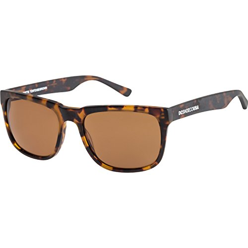 DC Shades 2 Sunglasses One Size Matte Tortoise - Women Sunglasses Dc For
