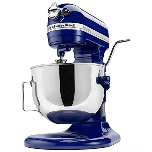KitchenAid Stand Mixer 475 -W 5-Quart Kg25hOXBU Cobalt Blue Professional HD