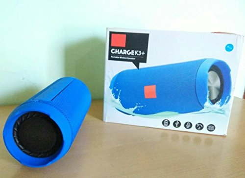 Charge K3+ portable bluetooth speaker Bluetooth Mobile/Tablet Speaker/ powerbank