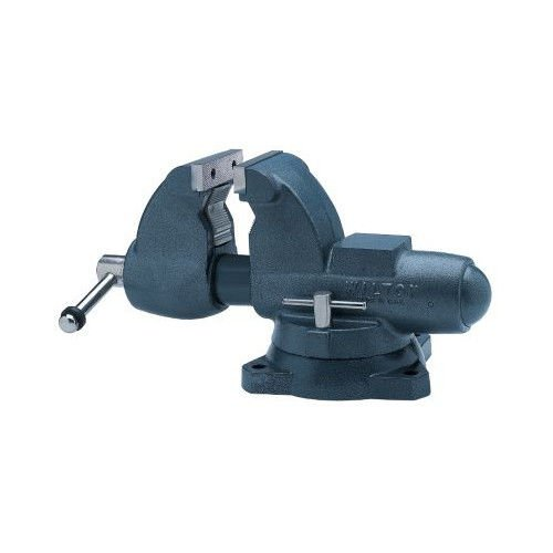 Wilton 10225 C-1 4-1/2-Inch Jaw Width by 6-Inch Opening Combination Pipe and Bench (Combination Pipe)