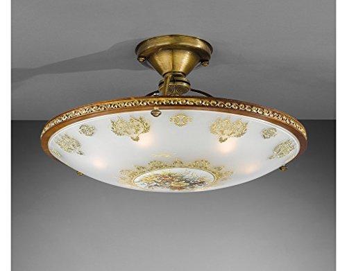 Plafoniere Con Legno : La lampada icona fiore plafoniera e a soffitto con legno