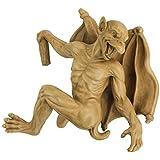 Design Toscano Gaston, the Gothic Gargoyle Climber Sculpture - Large