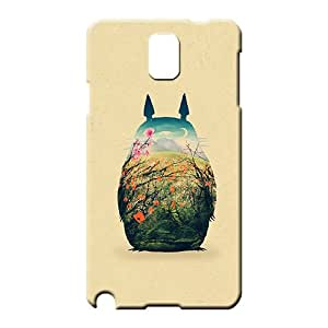 samsung note 3 cover Colorful High Grade Cases phone carrying case cover totoro artwork