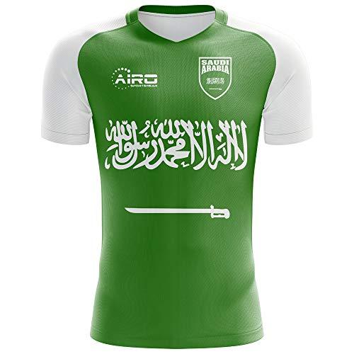 Airo Sportswear 2018-2019 Saudi Arabia Away Concept Football Soccer T-Shirt Jersey