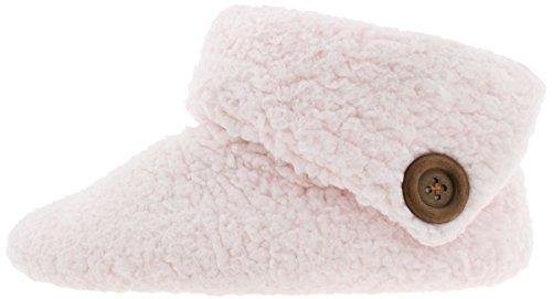 Capelli New York Mesdames Tissés En Tricot Pantoufle Démarrer Ma Précieuse Rose