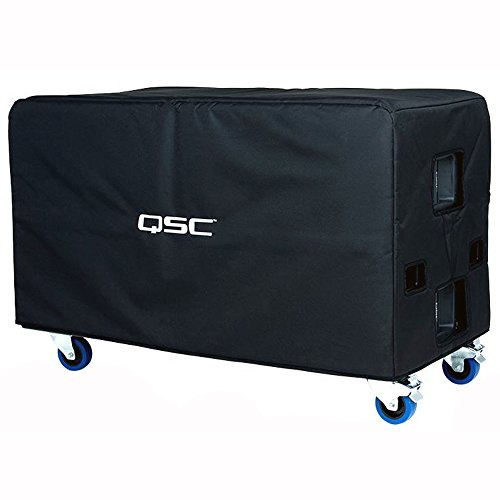 QSC E218SW-CVR Soft Padded Cordura Nylon Cover for E218 Subwoofer by QSC