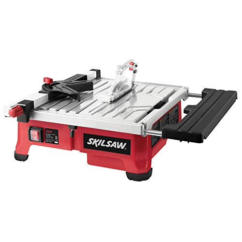 Factory-Reconditioned Skil 3550-RT 5 Amp 7 in. Wet Tile Saw with HydroLock System