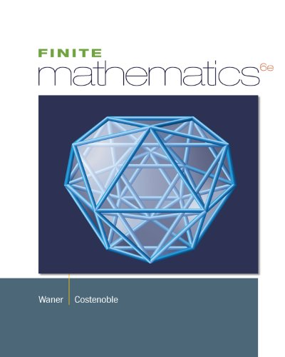 Download Finite Mathematics Pdf