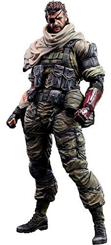 Square Enix ENX32091 Phantom Pain Action Figure Venom Snake Metal Gear Solid