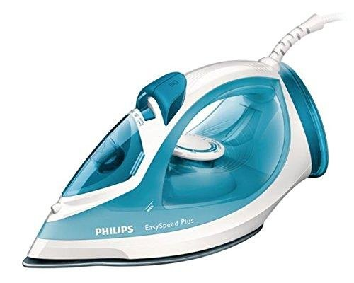 Philips EasySpeed Plus GC2040 2100-Watt Steam Iron (Blue)
