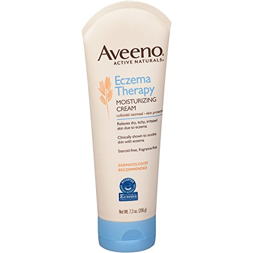 Aveeno Active Naturals Eczema Therapy Moisturizing Cream, 7.3 oz