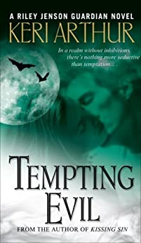 Tempting Evil (Riley Jensen, Guardian, Book 3): A Riley Jenson Guardian Novel by [Arthur, Keri]