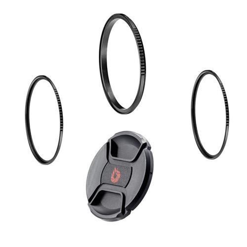 Xume Lens Adapter 77mm - Bundle - with Two (2) 77mm Filter Holders by Xume