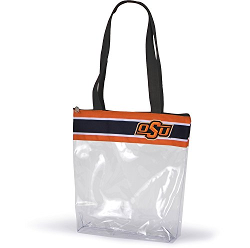 Oklahoma State Tote Bag - Canyon Outback Clear Gameday Stadium Tote (Oklahoma State)