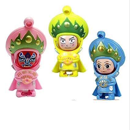 Muñeco Que Cambia De Cara Ópera De Sichuan Que Cambia De ...