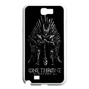 Samsung Galaxy N2 7100 Cell Phone Case White Game of Thrones miff