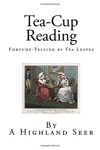 Bronze Teacup (Tea-Cup Reading: Fortune-Telling by Tea Leaves (Telling Fortunes with Tea Leaves) by A Highland Seer (2015-02-01))