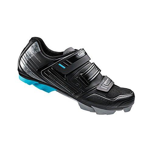 Shimano SH-WM53 Cycling Shoe - Women's Black, 39.0