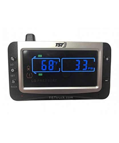 TST507 Color Monitor Truck System Technologies