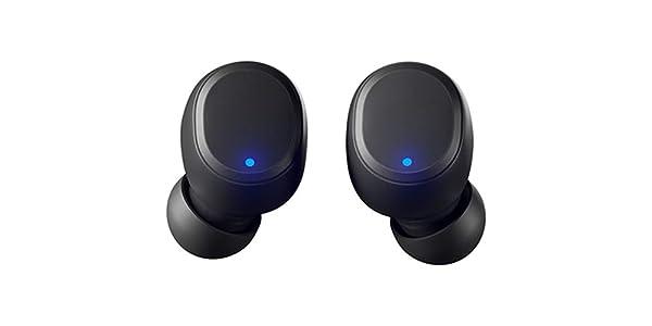 Skullcandy Spoke True Wireless Earbuds (Black)