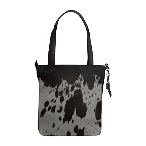 Legend - Bolso de asas para mujer brown-white muster 3
