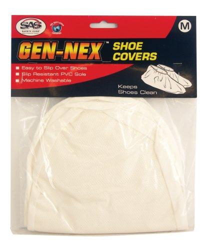 SAS Safety 6808 Shoe Covers, Medium